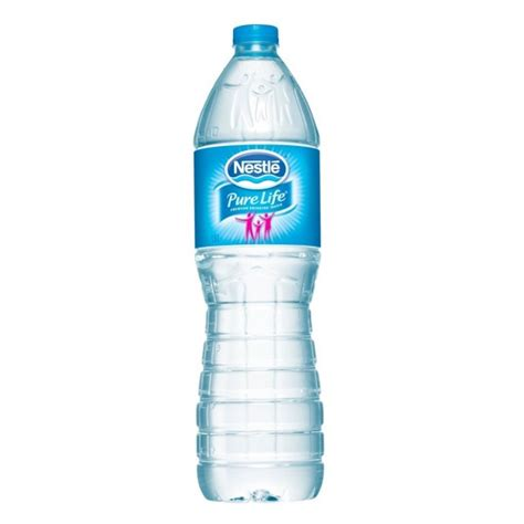 Aqua Mineral Water 1500 Ml 12 Pcs ideal to stay hydrated outdoors nestle mineral water