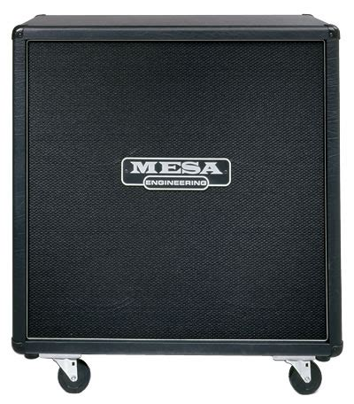 Mesa Cabinet by Mesa Boogie Stiletto 4x12 Standard Traditional Cabinet