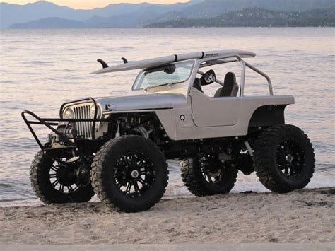 surfboard jeep beach jeep jeeps 4x4 pinterest surf toys and beaches