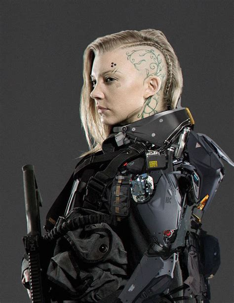 620 best cyberpunk characters images on pinterest