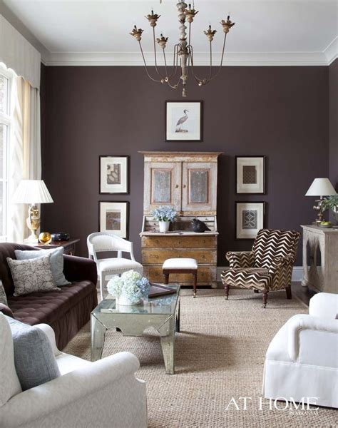 brown paint colors for living rooms benjamin moore s wood grain brown paint sets a rich
