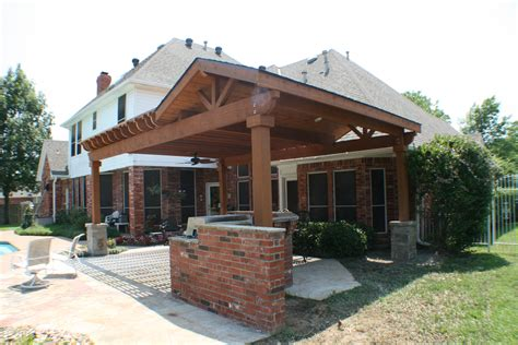 patio covering not attached to roof home contact us