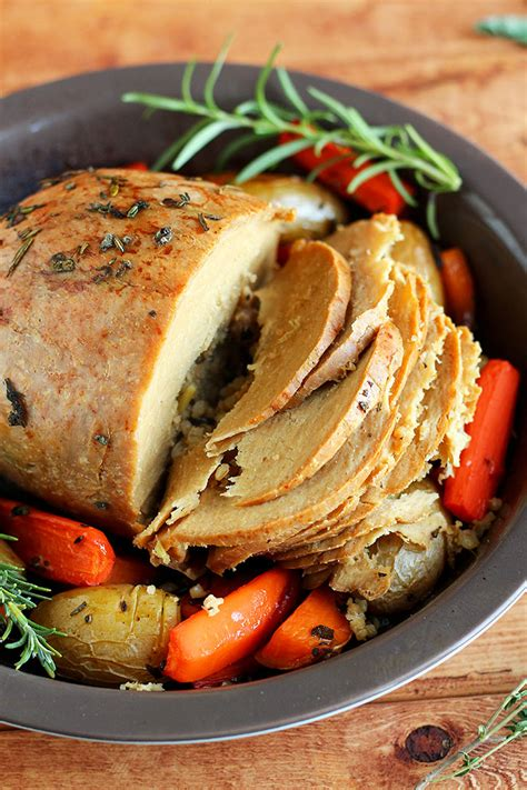 cooking a how to cook a tofurky roast 187 i vegan