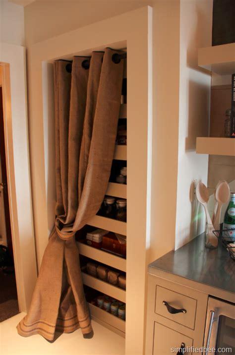 pantry curtain burlap curtain pantry the door to my pantry is always