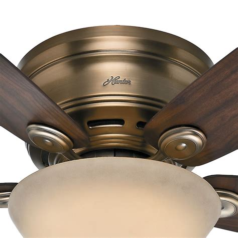 Low Profile Ceiling Fans No Lights Interior Exterior