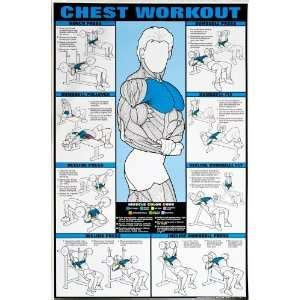 chest workouts at home and in the my best big