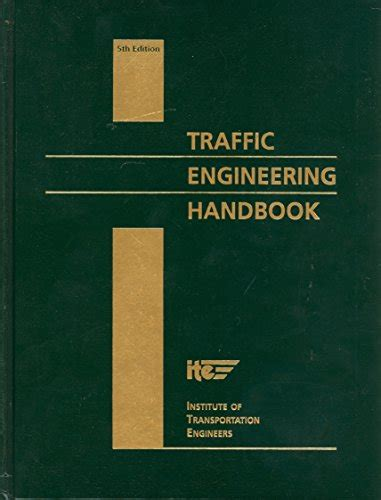 Traffic Engineering Handbook 7ed prof engr just launched on in usa marketplace pulse