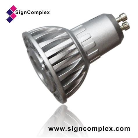 Gu10 Light Bulbs Led China Led Led Bulb Led Spot L Supplier Shenzhen Signcomplex Science Technology Co