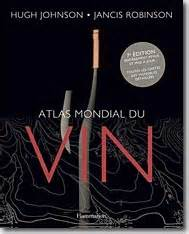 Livre Hugh Johnson L Atlas Mondial Du Vin