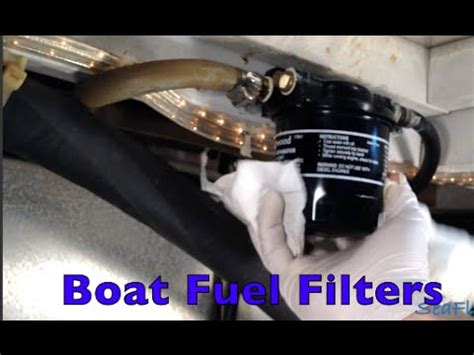 boat fuel water separator installation how to change fuel water separator on your boat s fuel