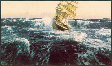 imagenes de barcos en tempestades pinturas de barcos pintura y artistas pintura y artistas