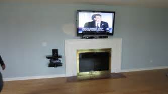 tv wall mount fireplace new fairfield ct mount tv above fireplace home theater