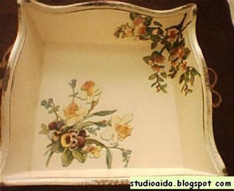 Paper Napkin Decoupage Ideas - crafts and decorative paintings paper napkin decoupage