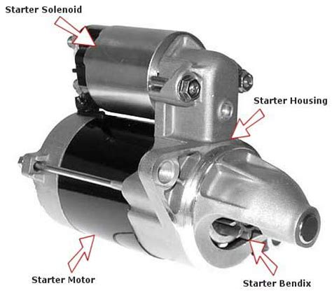 starter parts diagram mdh motors