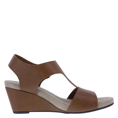 payless sandals comfort plus by predictions vanna s mid wedge sandal