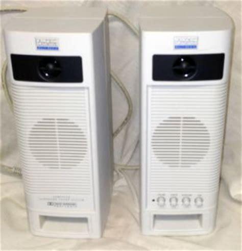 altec lansing multimedia computer speaker system powered subwoofer acs  popscreen