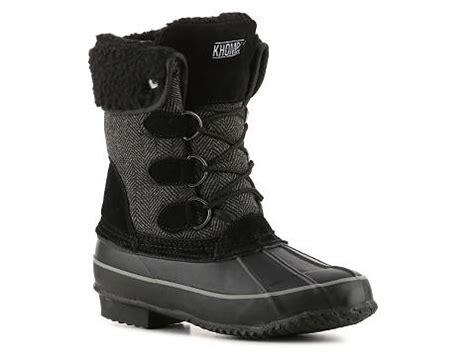 dsw winter boots khombu corrine snow boot dsw