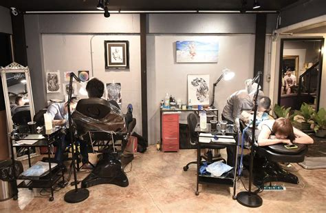 private place hair 6 recommended tattoo studios in bangkok bangkok com magazine