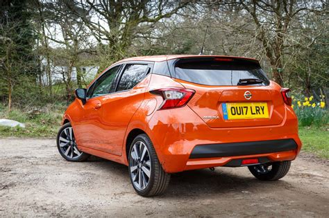 nissan micra 2017 nissan micra tekna review