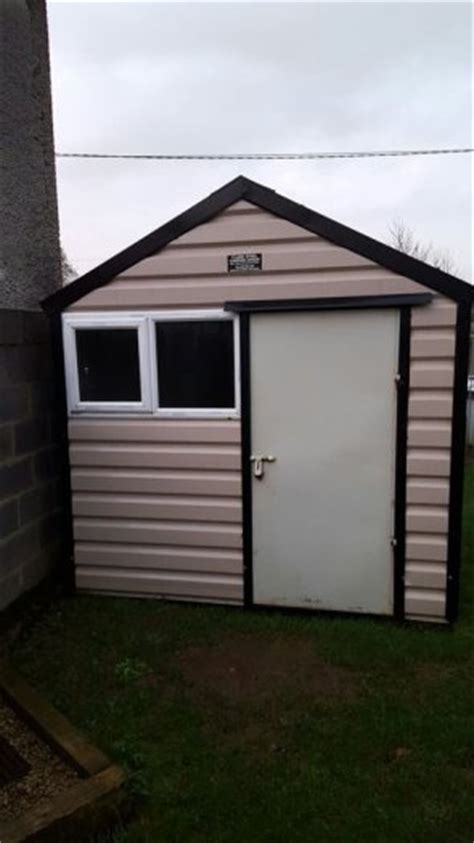Clane Sheds by Clane Steel Garden Shed For Sale In Finglas Dublin From