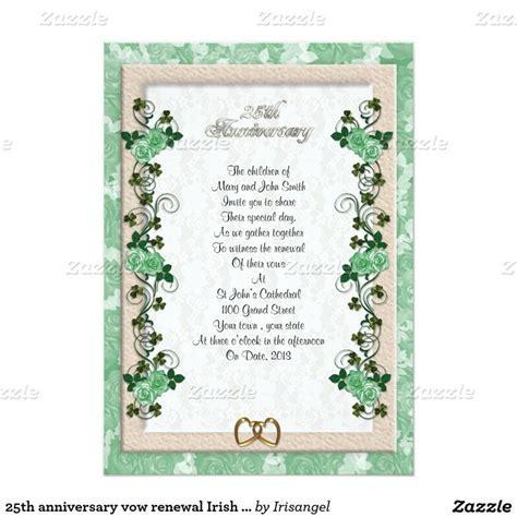 17 Best images about Irish wedding invitations on