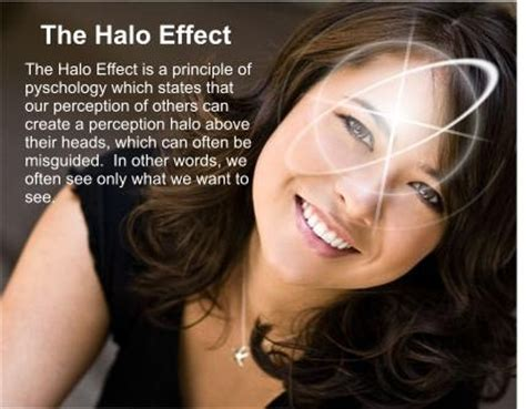 the halo effect the psych of social psychology