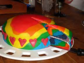 colorful cake jpb designs color cake