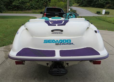 1996 seadoo challenger for sale sea doo challenger 1996 for sale for 2 800 boats from