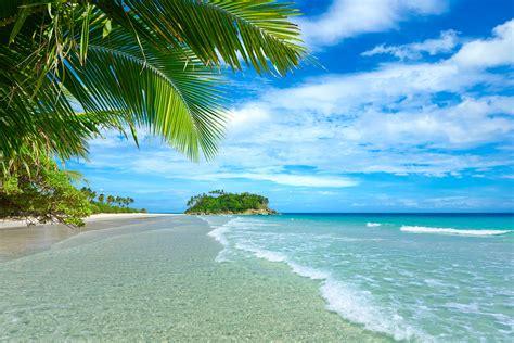 tropical beach  retina ultra hd wallpaper background