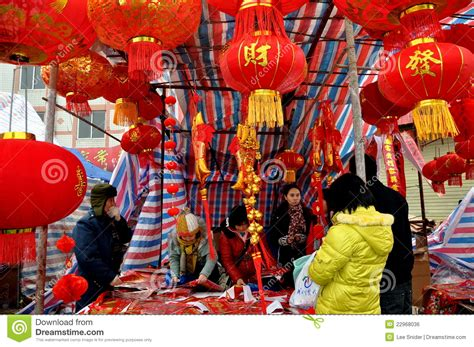 new year market new year outdoor market editorial photo image