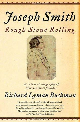 joseph smith rolling books joseph smith rolling by richard l bushman