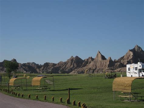 Badlands Interior Cground by Cgroundcrazy Cedar Pass Cground Badlands National