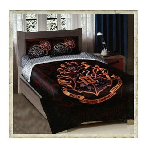 harry potter bed set harry potter bedding set kid s room inspiration pinterest