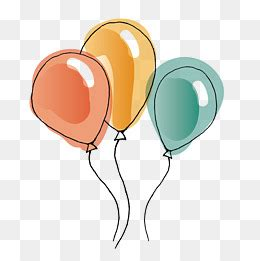 Watercolor balloons png vectors psd and clipart for free download pngtree