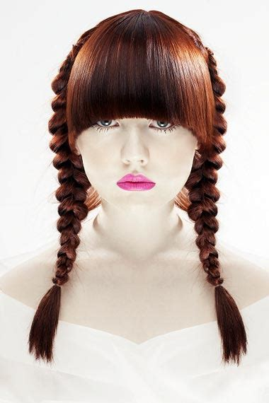 Pigtail Hairstyles by 301 Moved Permanently
