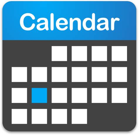 Calendar Icons Calendar Icon Big