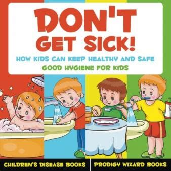 the personal of books personal hygiene for children teaching about