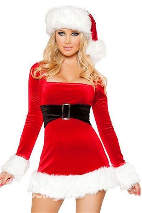 2pc mrs santa claus dress costume beddinginn com