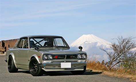 classic skyline old cars wallpapers wallpaper cave