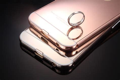 Mirror Xiaomi Redmi Note 1 Alumunium Metal Bumper Diskon Aluminium Bumper With Mirror Back Cover For Xiaomi Redmi