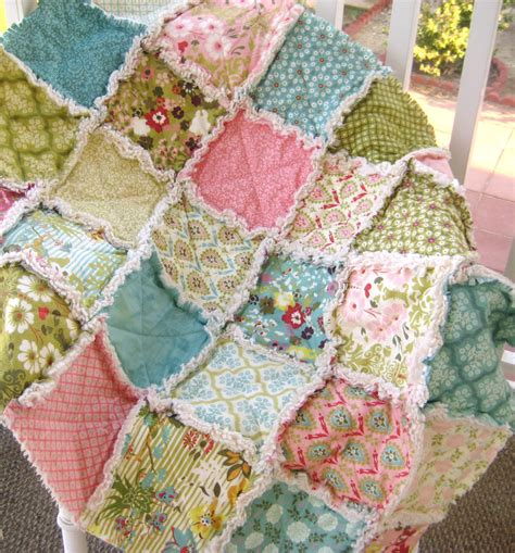 Unavailable Listing On Etsy Size Of Baby Quilt For Crib