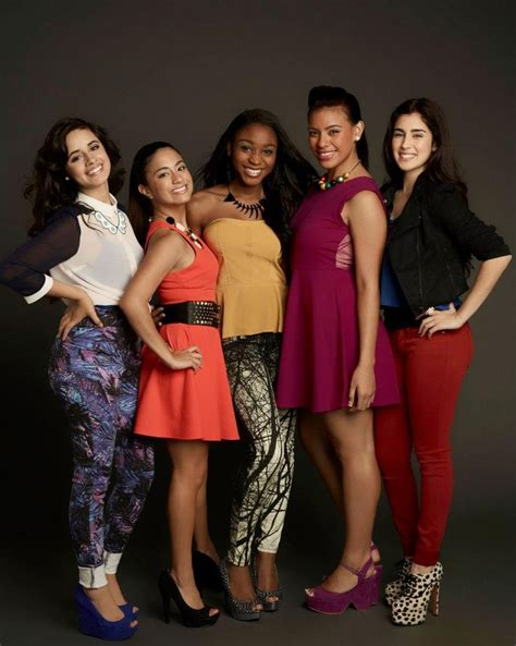 x factor group fifth harmony attempts to make a name for fifth harmony