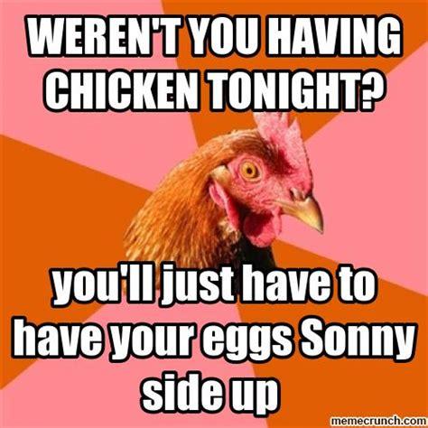 Rooster Jokes Meme - roosters