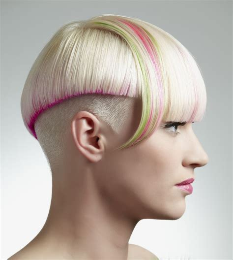 edgy haircuts ottawa 37 best images about color on pinterest bobs rainbow