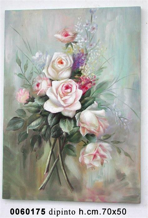 fiori provenzali antica soffitta quadro sta fiori provenzale