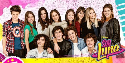 film serial ne top channel disney channel wyprodukuje serial dla nastolatk 243 w soy luna