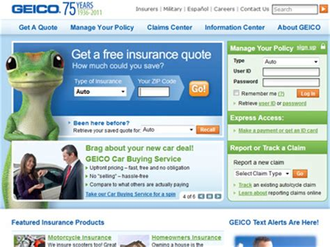 geico car insurance quotes  common mistakes