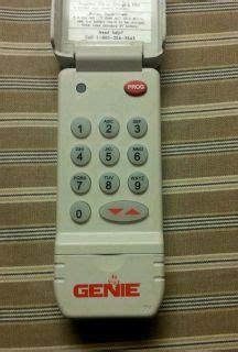 Genie Wireless Keypad Garage Door Opener Genie Garage Door Opener Wireless Keypad Remote Model Acsdg W Intellicode On Popscreen
