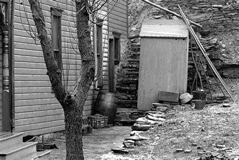 Indoor Plumbing History by West Liberty Avenue 1909 1913 Random Photos