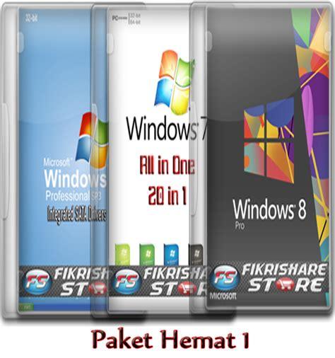 1 Paket Hemat paket hemat instal ulang r 4 f z